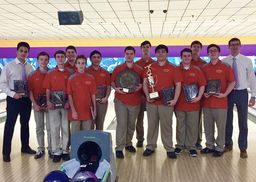 Bowlers Roll to 7th Straight Title