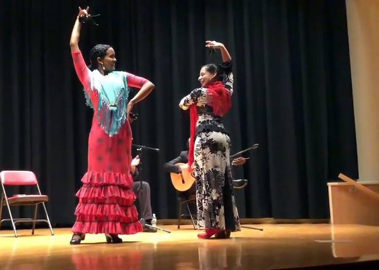 Chaminade Celebrates Foreign Languages Week