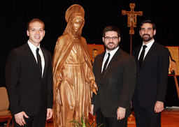 Rejoice and Be Glad: Brothers Make First Vows