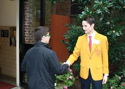 Prospective Students Tour Chaminade