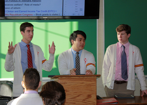 Chaminade Begins Advanced Courses