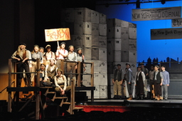 "The Darby Players Announce the Company for ""Newsies"""