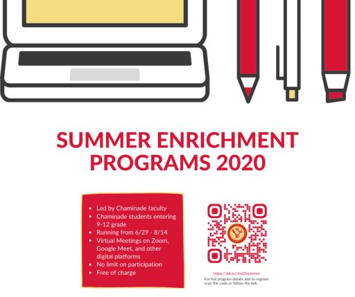 Summer Enrichment Programs, Reading Lists, and Advanced Course Assignments