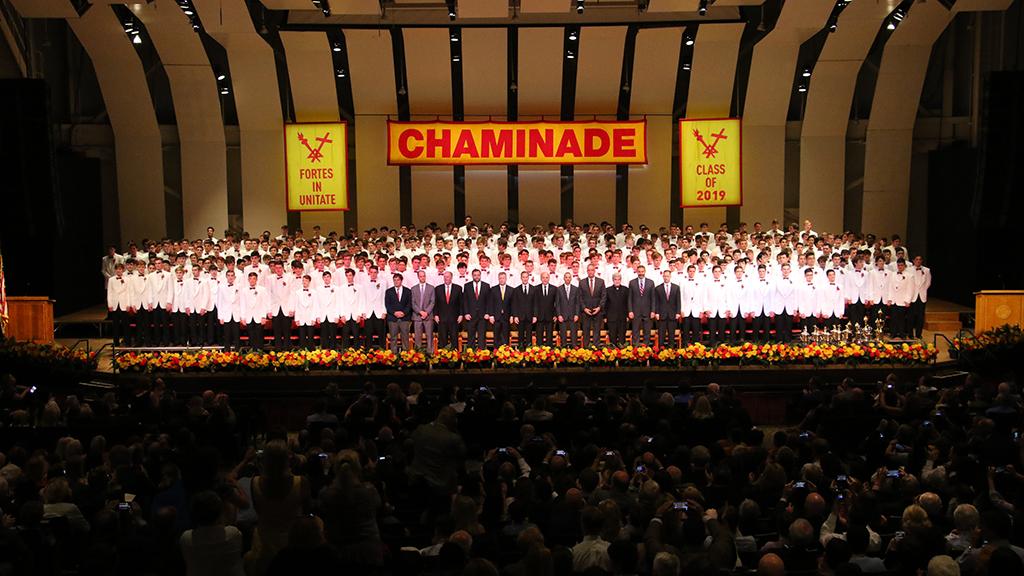 Graduating Class Statistics   Chaminade High School, Mineola, NY